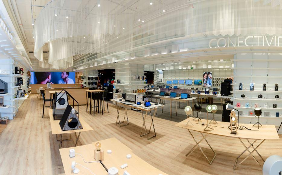 Nova loja Fast Shop no Shopping Ibirapuera /Crédito: Jozzu Ribeiro